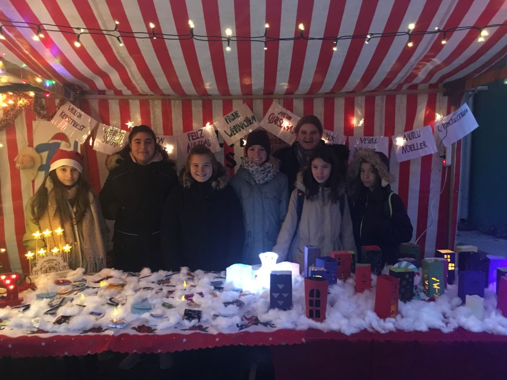 Weihnachtsmarkt Auf Englisch.The 2018 Christmas Market